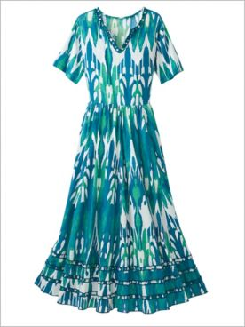 Island Paradise Dress