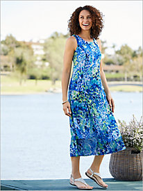Tahitian Tide Dress