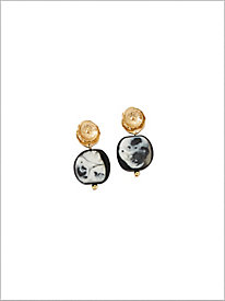 Black Out Earrings