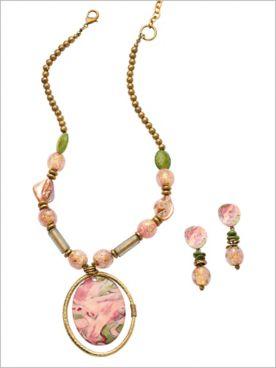 Artisan Pendant Jewelry