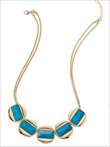 Deco Dot Necklace - Image 1 of 1