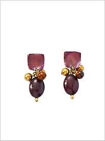 Modern Art Earrings