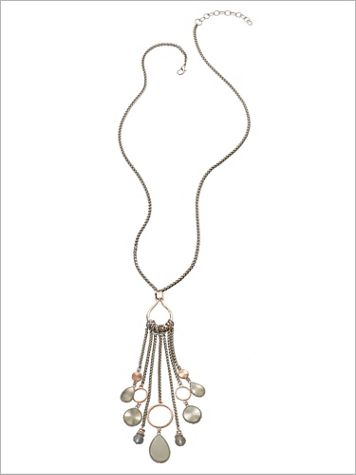 In The Mix Tassel Necklace - Image 2 of 2