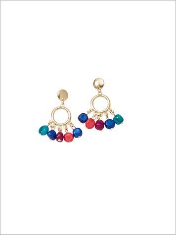 Fiesta Fun Earrings - Image 2 of 2