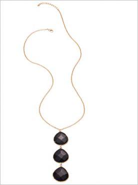 Timeless Teardrop Necklace