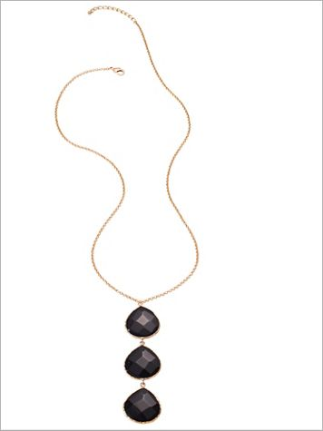Timeless Teardrop Necklace