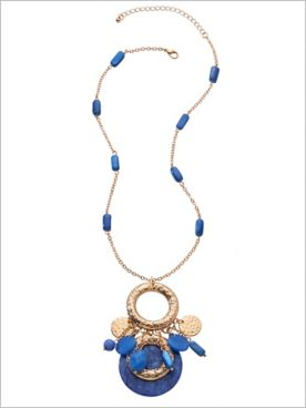Paradise Cluster Necklace