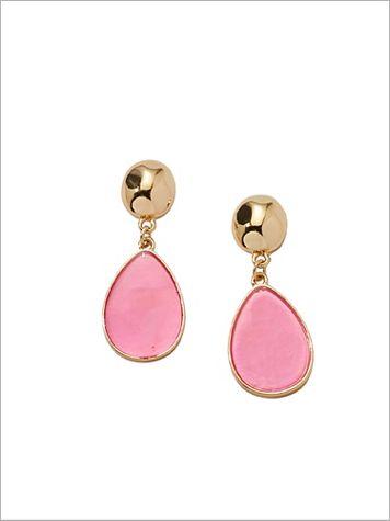 Regal Roses Earrings