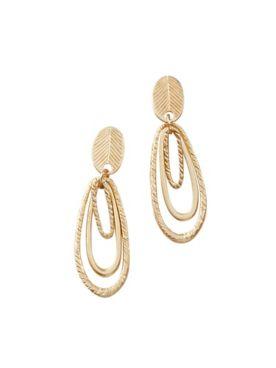 Alluring Links Earrings