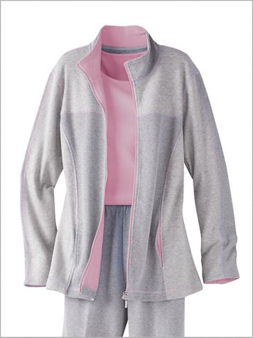 New Serenity Knits Jacket by D&D Lifestyle™ - Image 1 of 4