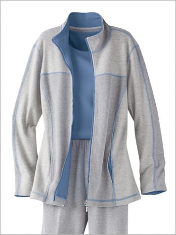 New Serenity Knits Jacket by D&D Lifestyle™ - Image 0 of 1