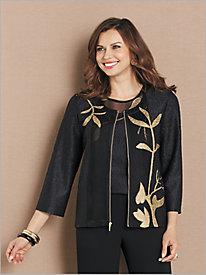 Gold Leaf Jacket