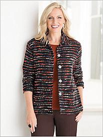Stylish Stripe Jacket