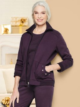 Modern Melange Jacket by D&D Lifestyle™