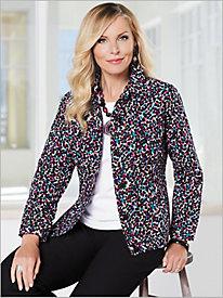 Bonsai Jacquard Jacket