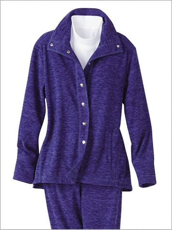 Warm & Cozy Fleece Jacket by D&D Lifestyle™ - Image 0 of 1