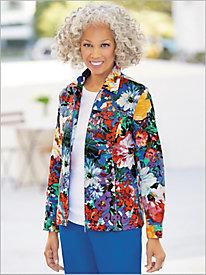 Fantasia Floral Jacket