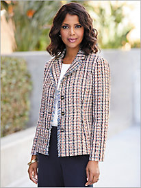 Spectator Tweed Jacket