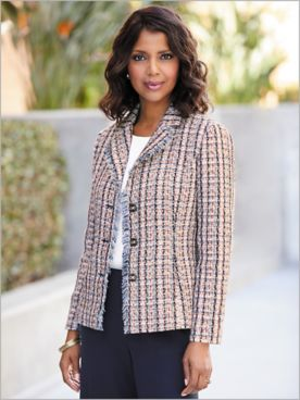 Spectator Tweed Jacket