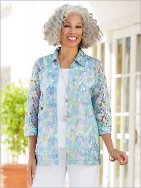 Rainbow Lace Jacket