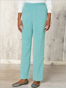 St. Mortiz Cord Pants by Alfred Dunner
