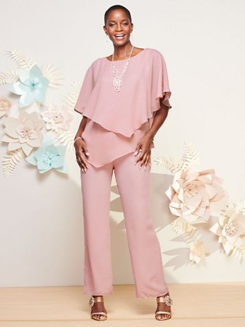 Special Occasion Flirty Pant Set - Image 1 of 3