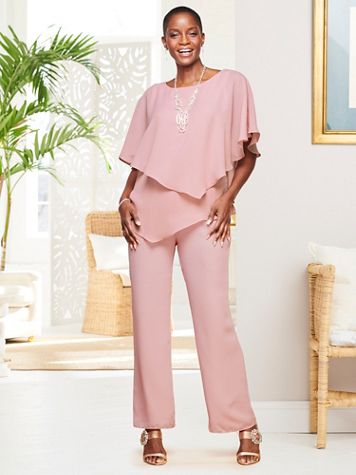 Special Occasion Flirty Pant Set - Image 1 of 2