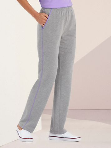 Tranquility Knits Pull-On Pants by D&D Lifestyle™ - Image 1 of 1