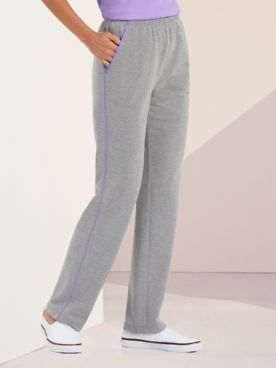 Tranquility Knits Pull-On Pants by D&D Lifestyle™