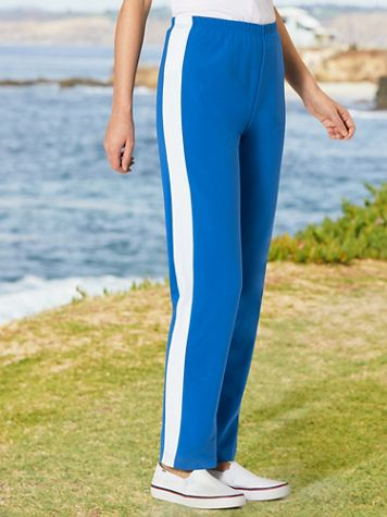 Town & Country French Terry Pants by D&D Lifestyle™ - Image 3 of 3