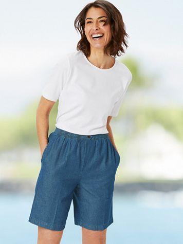 Everyday Denim Shorts - Image 1 of 3