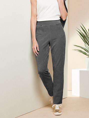 Knit Cord Pants - Image 1 of 4