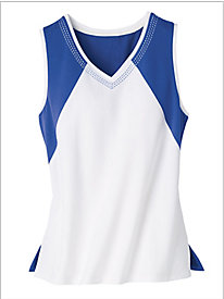 Stretch French Terry Tank by D&D Lifestyle™