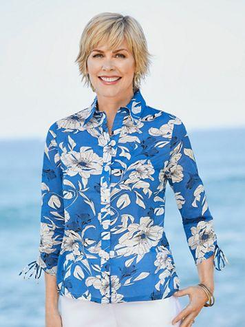Hawaiian Floral Shirt - Image 1 of 4