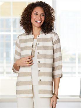 Copa Cabana Stripe Shirt