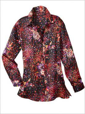 Flowerworks Print Shirt