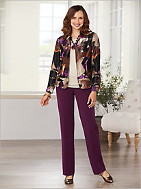 Work Of Art Jacket & Bi-Stretch Pants