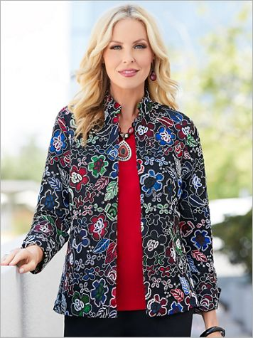 Color Me Soutache Jacket - Image 1 of 1