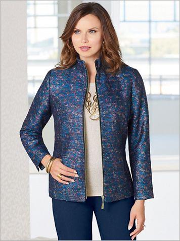 Monet Metallic Jacket - Image 2 of 2