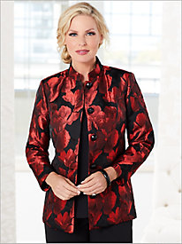 Party Jacquard Jacket