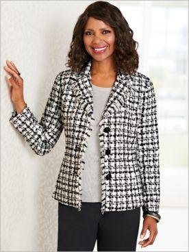 Plaza Tweed Jacket