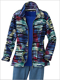 Waves Of Color Jacket