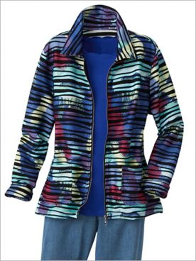 Waves Of Color Jacket