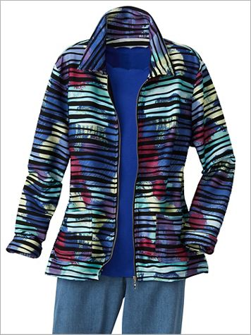 Waves Of Color Jacket - Image 2 of 2