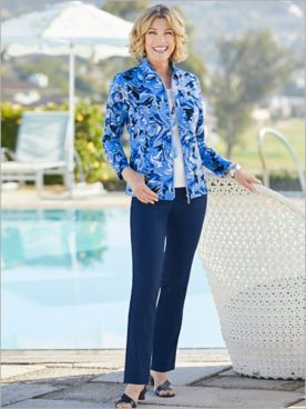 Blues In The Night Jacket & Slimtacular® Ultimate Fit Pants