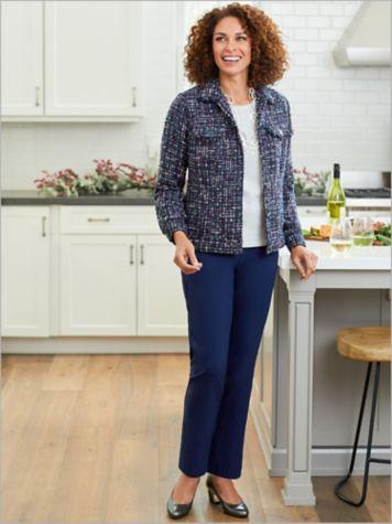 Twilight Tweed Jacket & Slimtacular® Ultimate Fit Pants