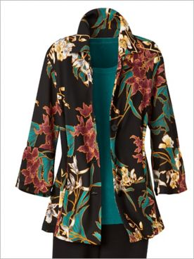 Wild Orchid Jacket