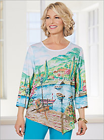 Scottsdale Scenic Top by Alfred Dunner