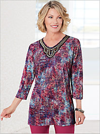 Times Square Tunic
