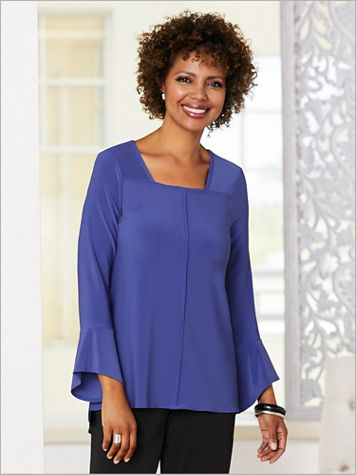 A Perfect Match Solid Top by Picadilly - Image 3 of 3
